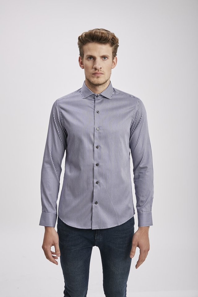CAMISA HAIRLINE - Airborn