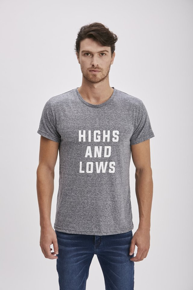 REMERA HIGS AND LOWS - Airborn