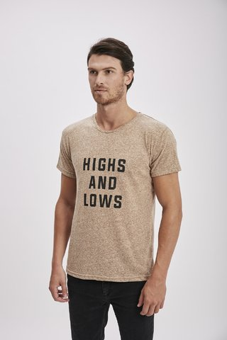 REMERA HIGS AND LOWS - tienda online