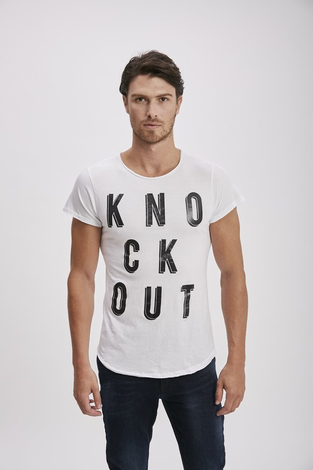 TSHIRT KNOCK OUT