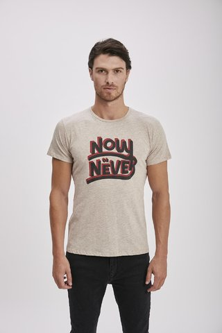 TSHIRT NOW OR NEVER