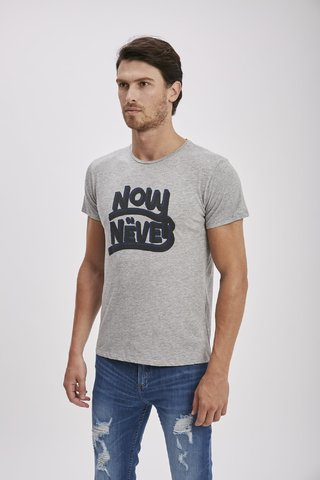 TSHIRT NOW OR NEVER - Airborn