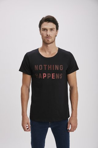 REMERA NOTHING