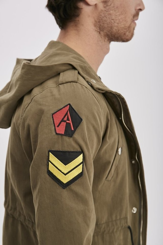 PARKA PATCHES en internet