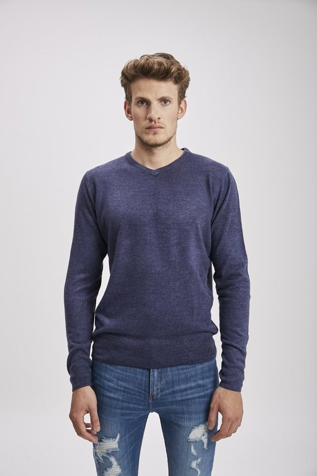 SWEATER V BASIC - Airborn