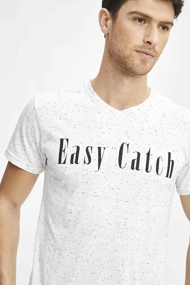 REMERA EASY CATCH