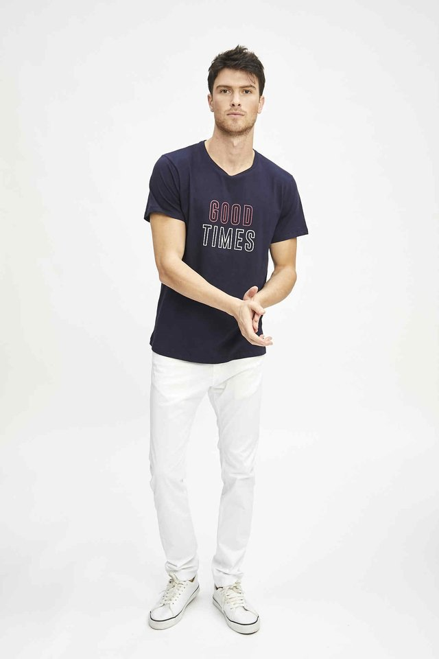 REMERA GOOD TIMES - comprar online