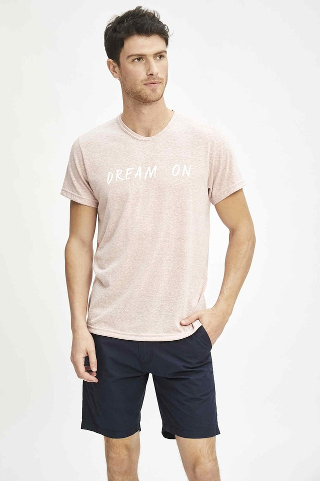 REMERA DREAM ON - comprar online
