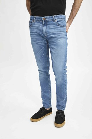 JEAN SLIM FIT BLUE BLACK