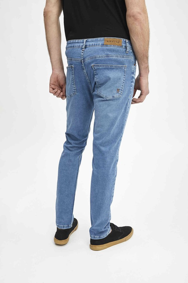 JEAN SLIM FIT BLUE BLACK en internet