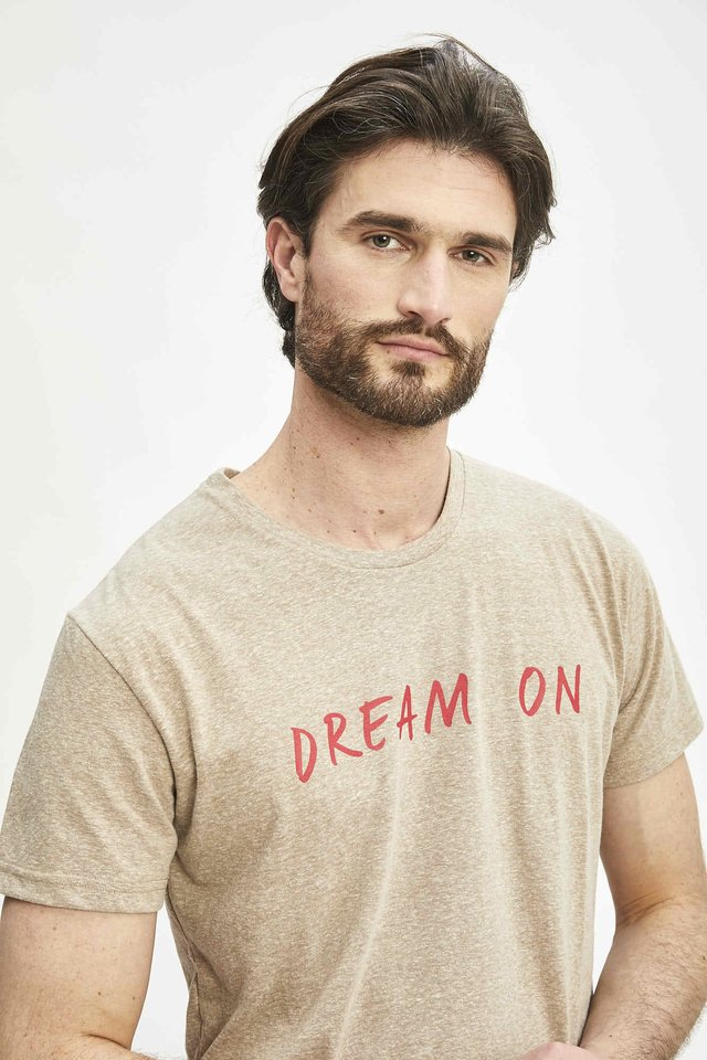 REMERA DREAM ON - tienda online
