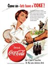 FC122 - Pin Up Coca Cola - comprar online