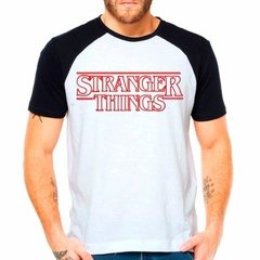 Camiseta Série Stranger Things