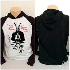 Casaco Blusa Moletom Filme Donnie Darko Wake Up