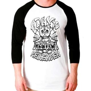 Camiseta A Day To Remember V1 Banda Ragl...