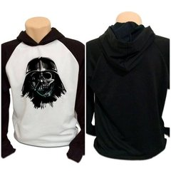 Casaco Blusa Moletom Star Wars Darth Vader