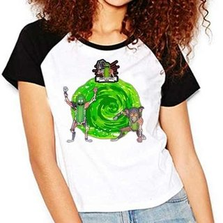 Camiseta Rick And Morty Pickle Netflix S...