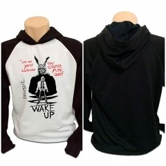 Casaco Blusa Moletom Donnie Darko Wake Up