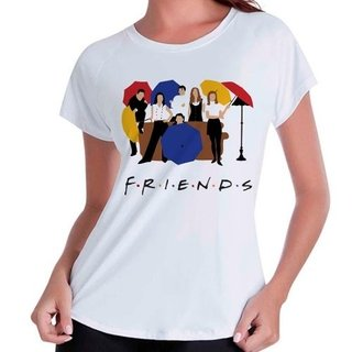 Camiseta Babylook Friends Série V2