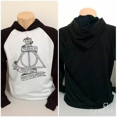 Casaco Blusa Moletom Harry Potter Together They Make One