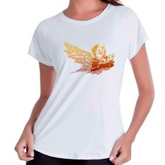 Camiseta Babylook Rakan League Of Legends Lol