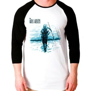Camiseta Got White Walkers V2 Serie Ragl...