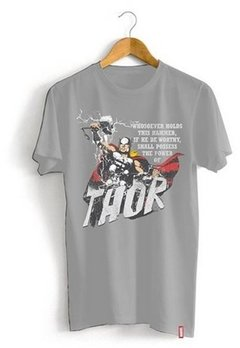 Camiseta Marvel Deus do Trovão