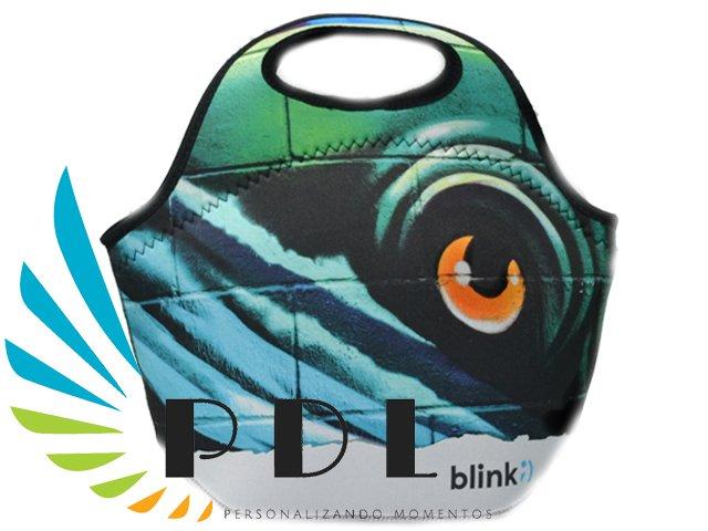 d72ef9739 Bolsa Lancheira Termica em Neoprene Personalizada para Brinde Corporativo