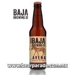Baja Brewing Stout