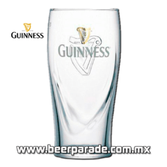 Pinta Guinness con Relieve