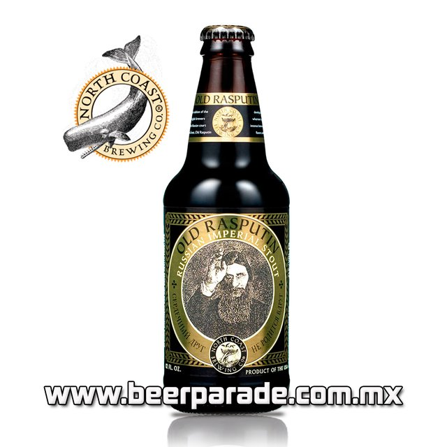 North Coast Brewing Old Rasputin - comprar online