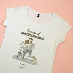 "Remera Mamá - ""Matriarcado"" en internet"