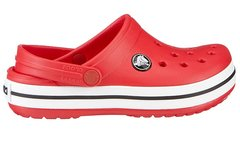 Crocband Kids-Red
