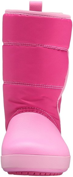 LODGEPOINT SNOWBOOTS K - CANDY PINK/PARTY PINK - Funny Look