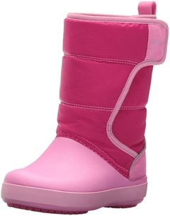 LODGEPOINT SNOWBOOTS K - CANDY PINK/PARTY PINK en internet