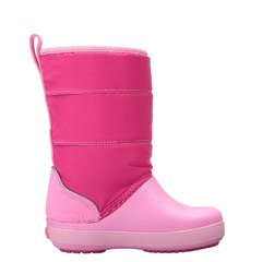 LODGEPOINT SNOWBOOTS K - CANDY PINK/PARTY PINK