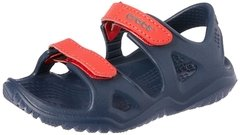 SWIFWATER RIVEL SANDAL -  NAVY/FLAME