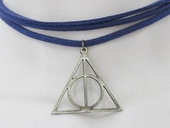 Choker Harry Potter Azul