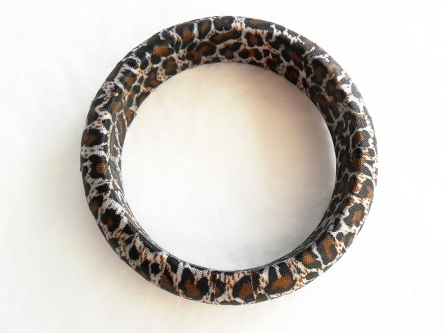 Pulseira Animal Print na internet