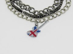 Pulseira Guitarra London na internet