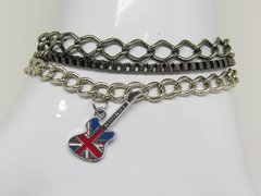 Pulseira Guitarra London