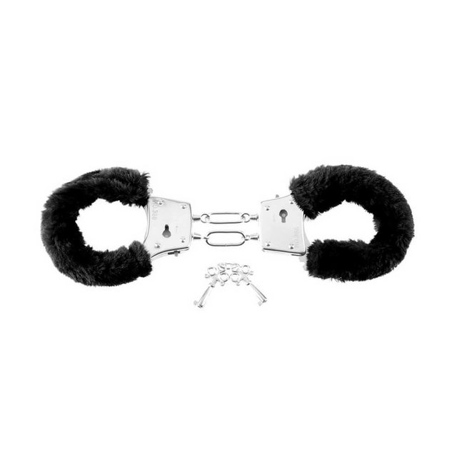 Beginner's Furry Cuffs en internet