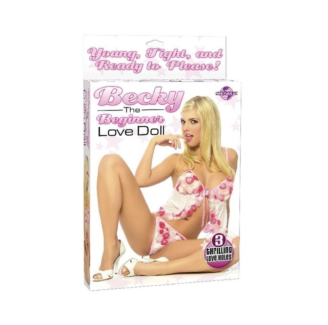 Becky the Beginner Love Doll - Cod: PD3508-00