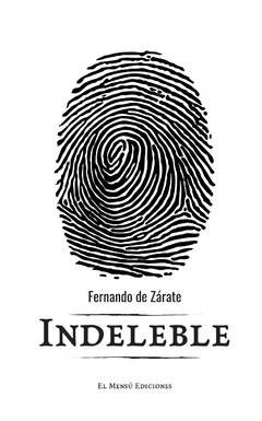 Indeleble - Fernando de Zárate