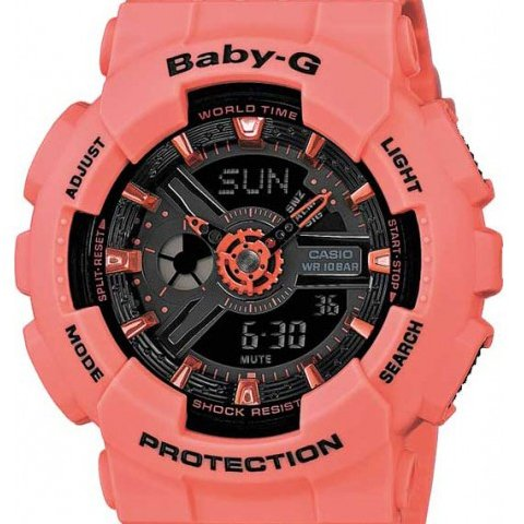 2b6b98e4c02 Réplica G-Shock Baby-G BA-111-4A2DR - comprar online ...