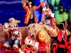 Mickey's Not So Scary Halloween Party - Ingresso Halloween Disney