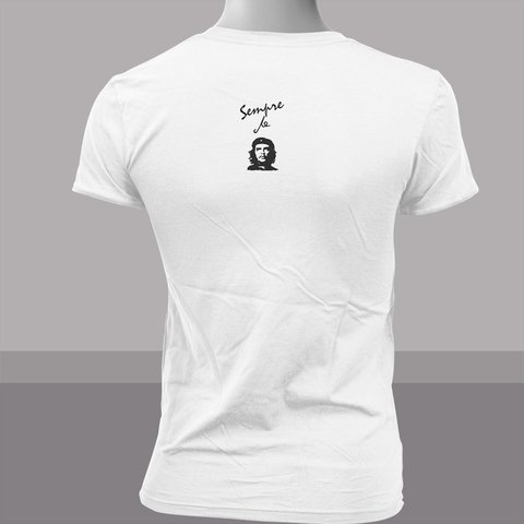 CAMISETA BABY LOOK DO CHE GUEVARA: IMAGEM GRANDE na internet