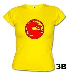 Imagem do Camiseta Games Mortal Kombat