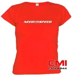 Camiseta Games Need For Speed - comprar online
