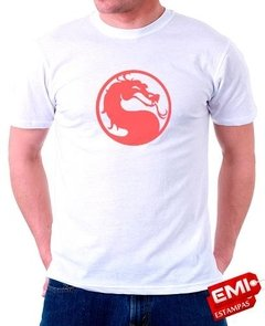Camiseta Games Mortal Kombat na internet